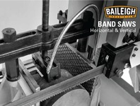 Alpha Industrial - Baileigh Band Saw