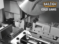 Alpha Industrial - Baileigh Cold Saw