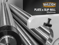 Alpha Industrial - Baileigh Plate Roll
