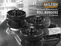 Alpha Industrial - Baileigh Roll Benders