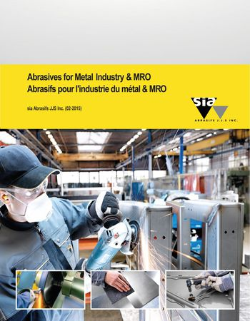 Alpha Industrial - SIA Abrasives Metal and MRO