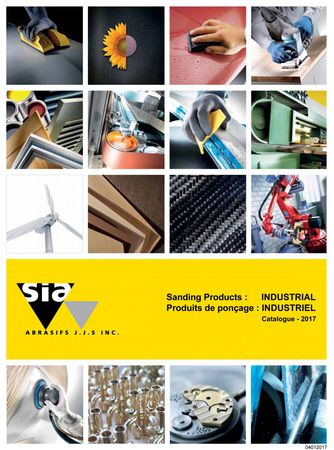 Alpha Industrial - SIA Abrasives