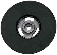 Backing Pads and Accessories - Rubber Backing Pads for Fibre Discs - Smooth Type