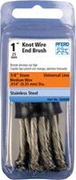 Economy Power and Maintenance Brushes - Universal Line PS-FORTE - End Brushes - Knot Wire