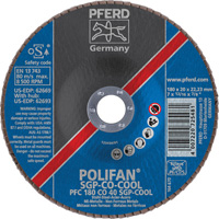 Special Line SG-PLUS - POLIFAN SGP CO-COOL - Conical